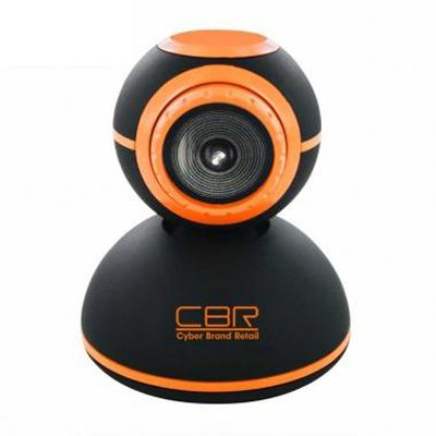 Веб-камера CBR cw 555M Black