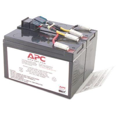 Аккумулятор APC Battery replacement kit for SUA750I RBC48