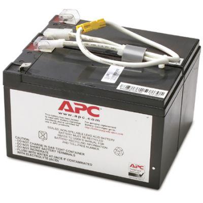 Аккумулятор APC Battery replacement kit for BR1200LCDI, BR1500LCDI APCRBC109