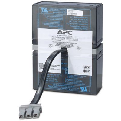 Аккумулятор APC Battery replacement kit for BR1500I, SC1000I RBC33