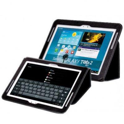 ����� Yoobao Executive Leather Case ��� Samsung GT2 5100 Black