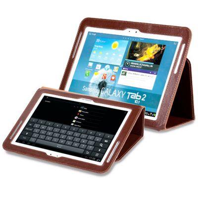 Чехол Yoobao Executive Leather Case для Samsung GT2 5100 Coffee