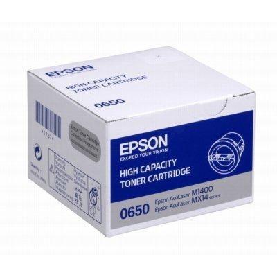 Картридж Epson Black/Черный (C13S050650)