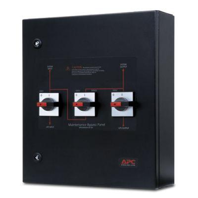 APC Модуль Smart-UPS vt Maintenance Bypass Panel 30-40kVA 400V Wallmount SBPSU30K40HC1M1-WP