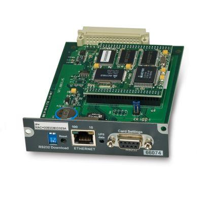 Аксессуар APC mge SNMP/Web Card 66074