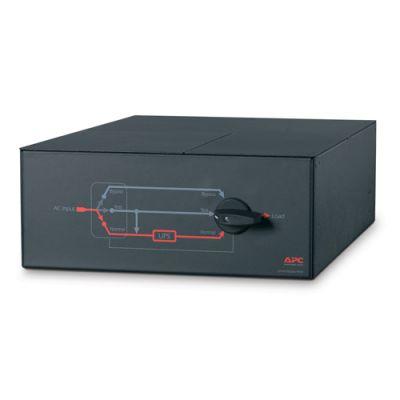 Аксессуар APC Service Bypass Panel- 230V; 100A; mbb; Hardwire input; IEC-320 output- (8) C13 (2) C19 SBP10KRMI4U