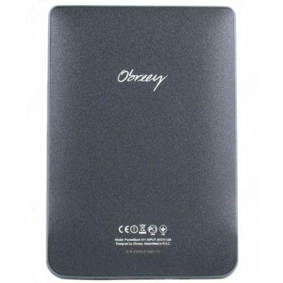 Электронная книга PocketBook 613 Basic New Dark Grey (PB613-G)