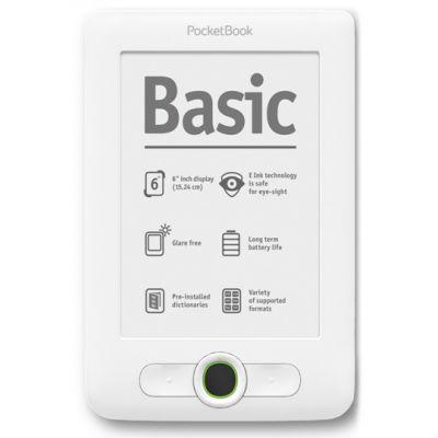 Электронная книга PocketBook 613 Basic New White (PB613-W)