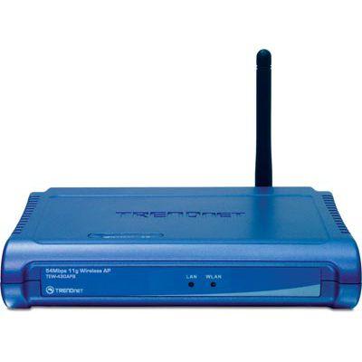 Wi-Fi роутер TrendNet TEW-430APB 54Mbps LAN