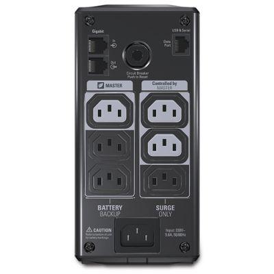 ��� APC Power-Saving Back-UPS Pro 550 rs lcd 550VA/330W Master Control BR550GI