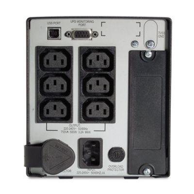 ��� APC Smart-UPS 750VA/500W USB & Serial 230V SUA750I