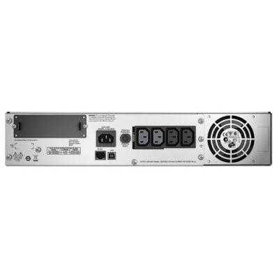 ИБП APC Smart-UPS 1500VA lcd rm 2U 230V SMT1500RMI2U