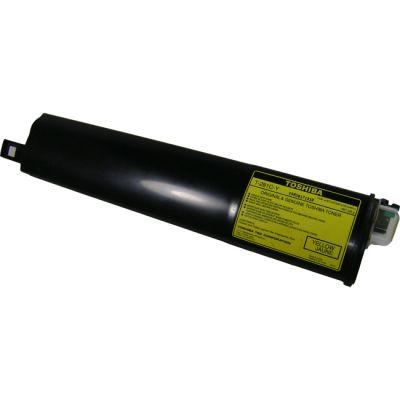 Расходный материал Toshiba T-281C-EY Тонер желтый для копиров e-STUDIO281c/351c/451c 1 шт. (10000 отпечатков) (6AG00000843)