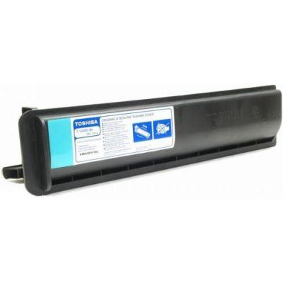Расходный материал Toshiba T-FC26SK Тонер черный для принтера и МФУ e-STUDIO262CP/222CS/263CS 1 шт. (5000 отпечатков) (6B000000374)