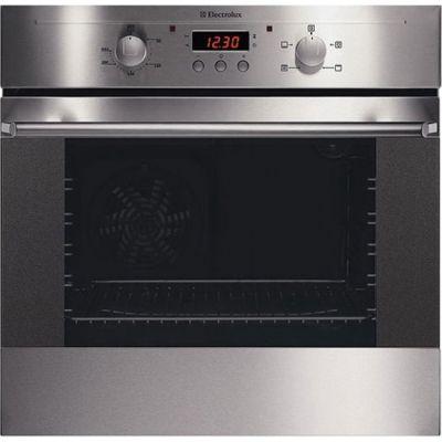 Встраиваемая газовая духовка Electrolux EOG 23400 X