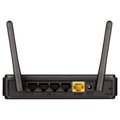 Wi-Fi роутер D-Link DIR-615/K2 (DIR-615/K/K2A)