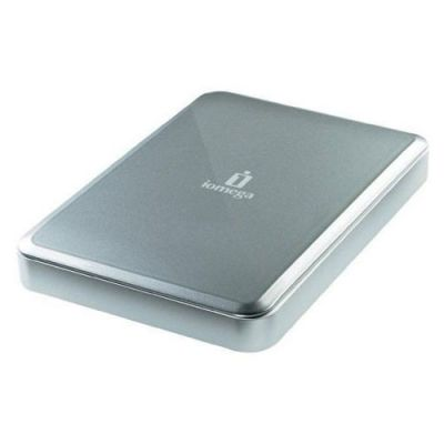"������� ������� ���� Iomega eGo Portable 1000Gb 2.5"" USB 3.0 silver 35913"