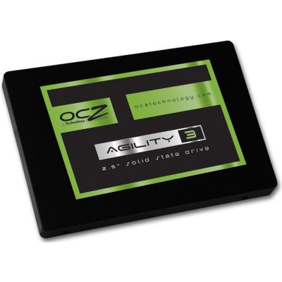 "SSD-диск OCZ SSD 2,5"" SATA-III Agility 3 64GB AGT3-25SAT3-64G"