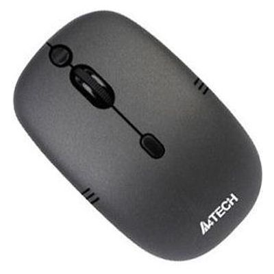 Мышь беспроводная A4Tech G9-551FX-1 USB Black