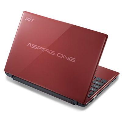 Ноутбук Acer Aspire One AO756-887B1rr NU.SGZER.008