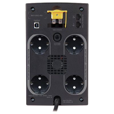��� APC Back-UPS rs 800VA/480W with AVR, 230V BX800CI-RS