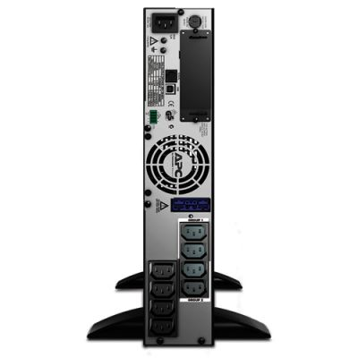 ��� APC Smart-UPS X 1000VA/800W, Rack/Tower/RM 2U, Ext. Runtime, Line-Interactive, lcd 230V SMX1000I