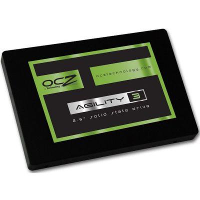 "SSD-диск OCZ SSD 2,5"" SATA-III Agility 3 512GB AGT3-25SAT3-512G"