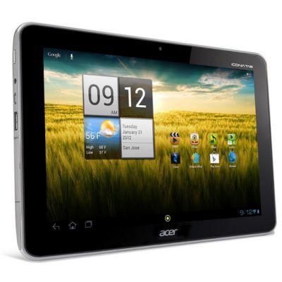 Планшет Acer Iconia Tab A210 16Gb Grey HT.HAAEE.005
