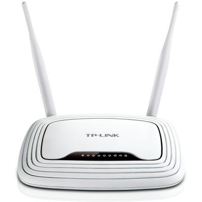 Wi-Fi роутер TP-Link TL-WR842ND 300Mbps lan