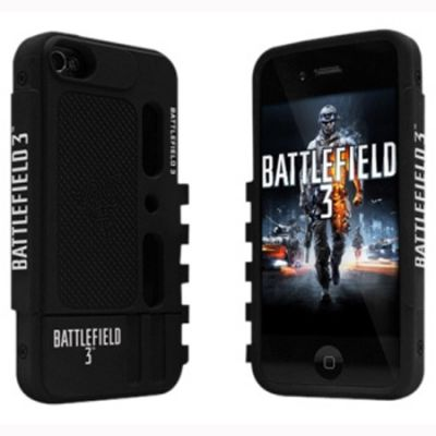 Чехол Razer iPhone 4 Casing Battlefield 3 RC21-00390101-R1M1