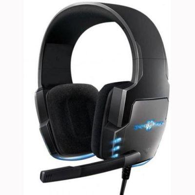 Наушники с микрофоном Razer Banshee StarCraft 2 RZ04-00450100-R3G1