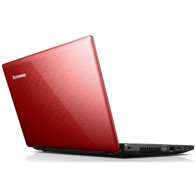 Ноутбук Lenovo IdeaPad Z580 Red 59338113 (59-338113)