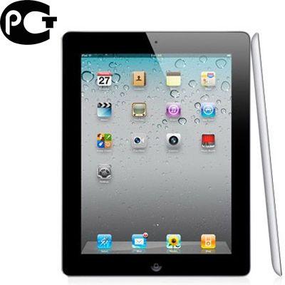 Планшет Apple iPad new 16Gb Wi-Fi (Black) MC705RS/A