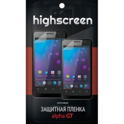 �������� ������ Highscreen ��� Alpha gt - �������