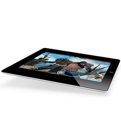 Планшет Apple iPad new 32Gb Wi-Fi Black MC706RS/A