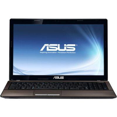 Ноутбук ASUS K53SD 90N3EL144W1K14RD13AY