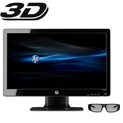 Монитор HP Value 2311gt 3D QJ684AA