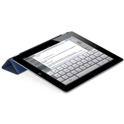 ����� Apple iPad Smart Cover Leather (Navy) MD303ZM/A