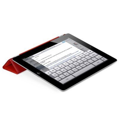 ����� Apple iPad Smart Cover Leather (Red) MD304ZM/A