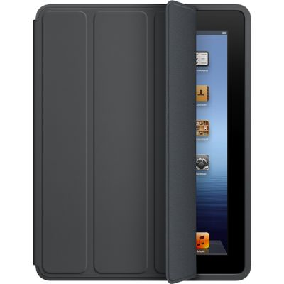 ����� Apple iPad Smart Case Polyurethane (Dark Gray) MD454ZM/A