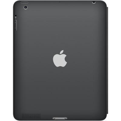 Чехол Apple iPad Smart Case Polyurethane (Dark Gray) MD454ZM/A