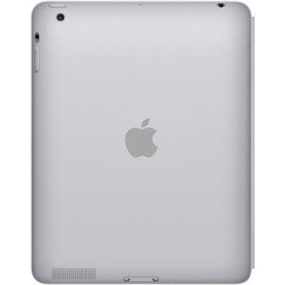Чехол Apple iPad Smart Case Polyurethane (Light Gray) MD455ZM/A