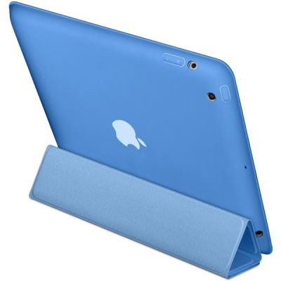 ����� Apple iPad Smart Case Polyurethane (Blue) MD458ZM/A