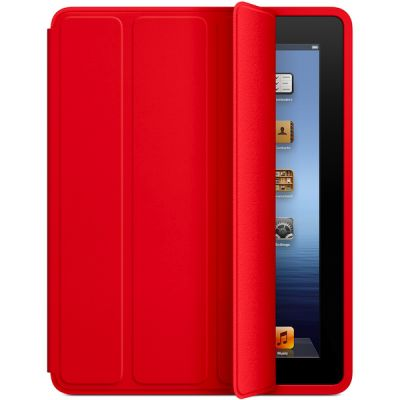 Чехол Apple iPad Smart Case Polyurethane (Red) MD579ZM/A