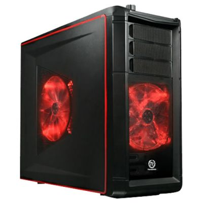 Корпус Thermaltake Element G VL10001W2Z Black VL10001W2Z-B