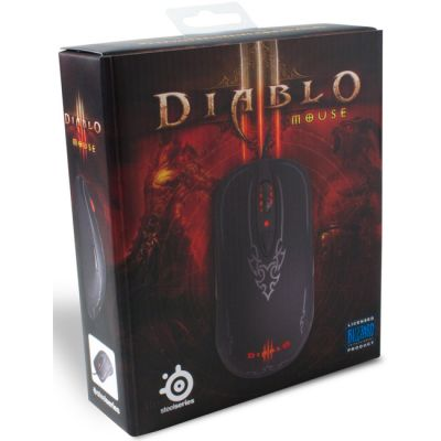 Мышь SteelSeries Diablo III (62151)