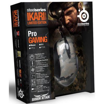 ���� SteelSeries Ikari Laser ����� Sudden Attack (62009)