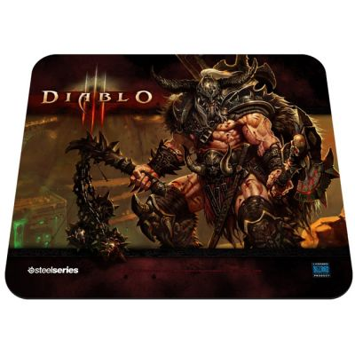 ������ ��� ���� SteelSeries QcK Diablo Barbarian Edition (67222)