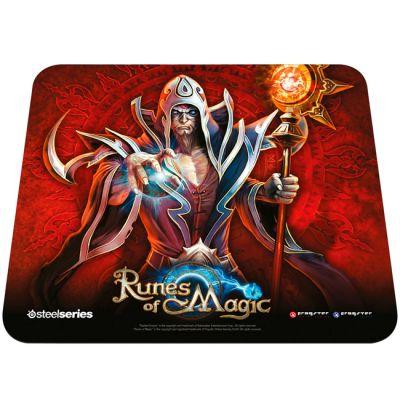Коврик для мыши SteelSeries QcK d Edition (Runes of Magic) (67225)