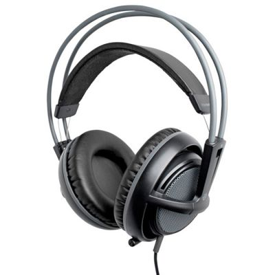 Наушники с микрофоном SteelSeries Siberia v2 full-size headset PS3 (61266)